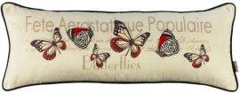 Piros pillangók párnahuzat