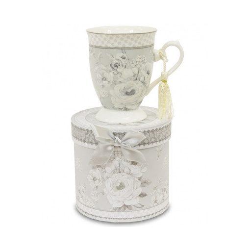 Elegáns porcelán bögre