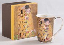 Porcelánbögre 400ml, Klimt:The Kiss