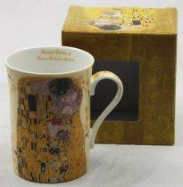 Porcelánbögre 250ml,Klimt: The Kiss