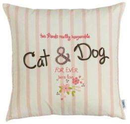 Cat & Dog párnahuzat