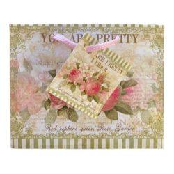 You Are Pretty ajándék táska (11x14x6cm)