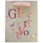 Gift For You ajándék táska (14x11x7cm)