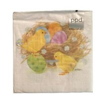 Chicks &  Eggs papírszalvéta 33x33cm,20db-os