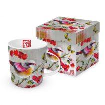 Porcelánbögre 0,35l dobozban, Josefine