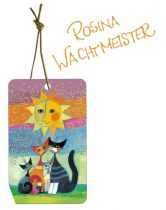 Ajándékkísérő kártya, papír,10db-os,Rosina Wachtmeister:Momenti di Felicitá