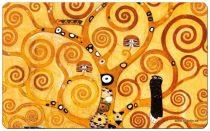 Reggeliző alátét melamine 23,5x0,2x14,5cm,Klimt:Életfa