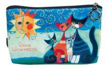 Kozmetikai táska 19x2,5x13cm, polyester,Rosina Wachtmeister:Moment di Felicita