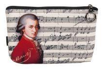 Kozmetikai táska 19x2,5x13cm, polyester,Mozart