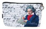 FRI.19071 Kozmetikai táska 19x2,5x13cm, polyester,Beethoven