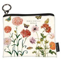 Mini pénztárca, polyester,12x1,5x10cm,Maria Sibylla Merian