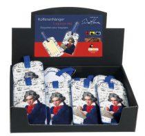 Koffercimketok 6,5x11,5cm, Beethoven