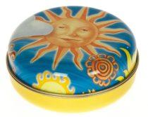 Konyhai fémdoboz 76x30mm, My Sunshine