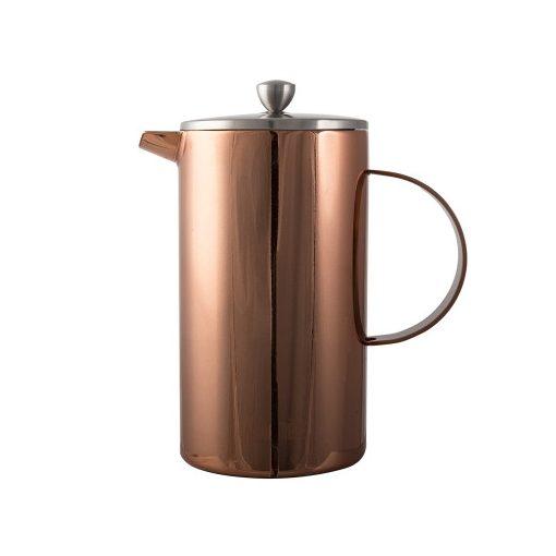 Kávé és teakészítő duplafalú termosz, 1000ml, rozsdamentes acél, Cooper, La Cafetiére