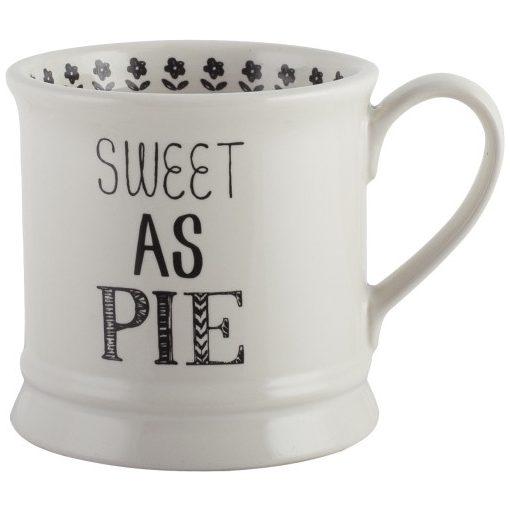 Kerámiabögre 280ml,Sweet As Pie,Stir It Up