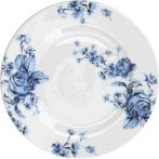 Porcelán desszerttányér 19cm, Blue Flower, Hampton, Mikasa