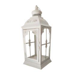 Vintage krém lámpások