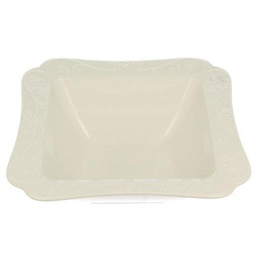 Porcelán salátástál 22,5cm,Ing