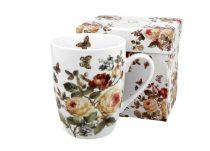 Porcelánbögre  dobozban, 360 ml,Zahra