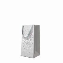 Premium Confetti Everywhere papír ajándéktáska  keskeny 10x22x7cm