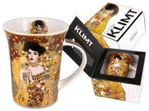 Porcelánbögre Klimt dobozban,350ml,Klimt:Adele Bloch