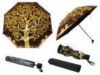 Esernyő 100cm,összezárva 24cm,Klimt: Életfa