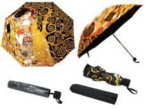 Esernyő 100cm,összezárva 24cm,Klimt: The Kiss