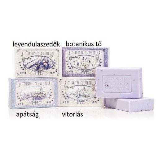 Szappan mini, levendula,Tihanyi vitorlás 40g