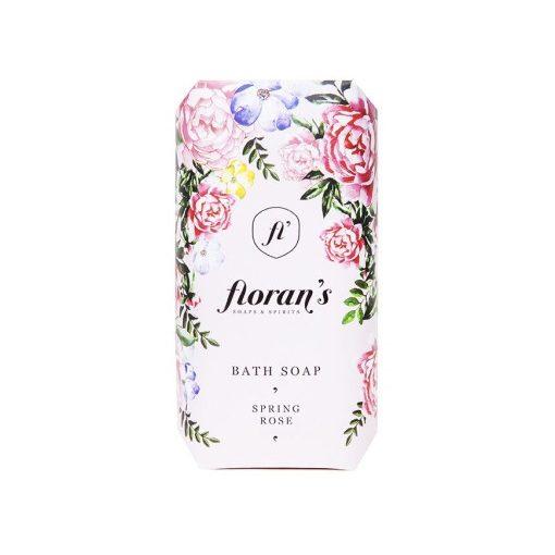 Floran's szappan 200g,Tavaszi rózsa