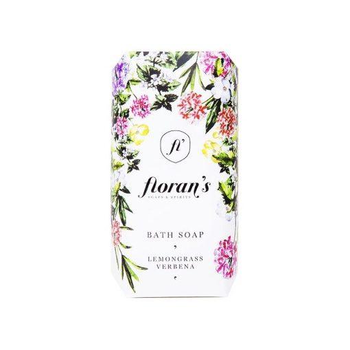 Floran's szappan 200g,Citromfű-Verbéna