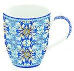 R2S.941MABY Porcelánbögre 350ml, Maiolica Blue