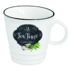 R2S.1603KIBT Porcelánbögre 350ml, dobozban, Kitchen Basics