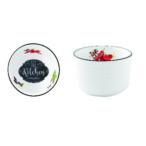 Porcelántálka 9cm, Kitchen Basics
