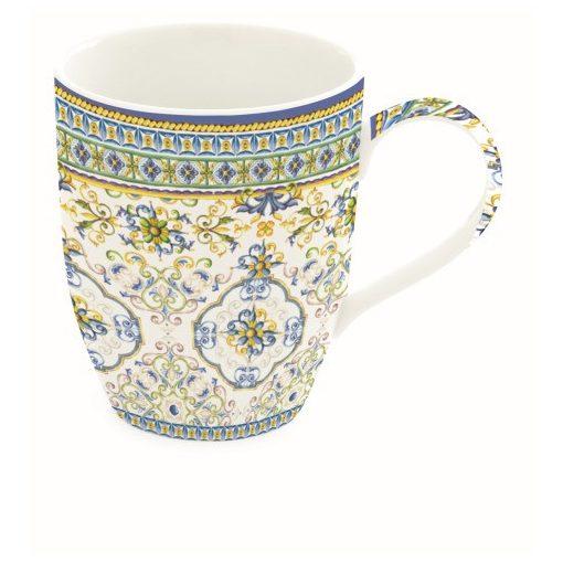 Porcelánbögre 350ml, Capri