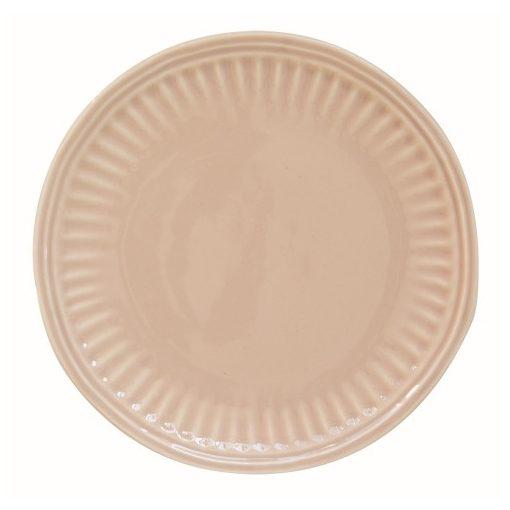Porcelán desszerttányér 19cm,Abitare Chic Beige
