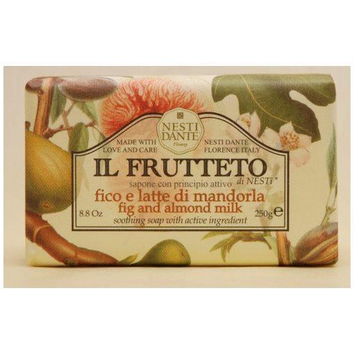 Il Frutteto,fig and almond milk szappan 250g