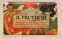 IL Frutteto,pomegranate and blackcurrant szappan 250g