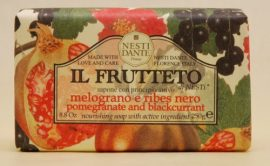 N.D.IL Frutteto,pomegranate and blackcurrant szappan 250g
