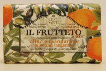 IL Frutteto,olive and tangerine szappan 250g