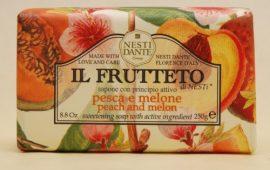 IL Frutteto,peach and melon szappan 250g