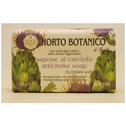 Horto Botanico,Artichoke szappan 250g