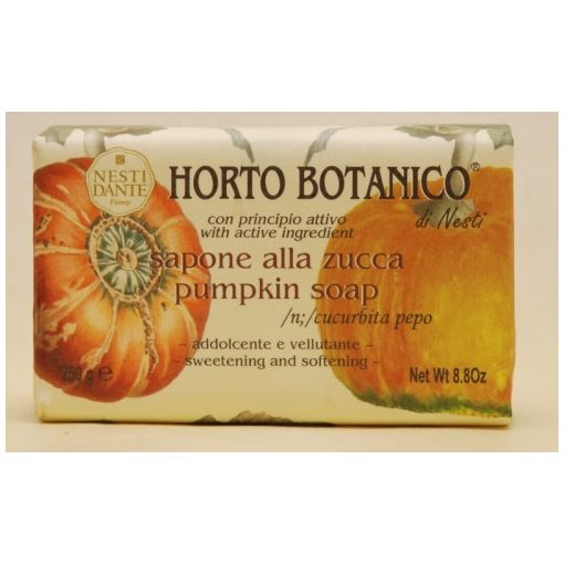 Horto Botanico,pumpkin szappan 250g