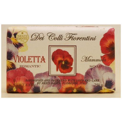 Dei Colli Fiorentini,violetta szappan 250g