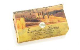Emozioni in Toscana, Golden Countryside szappan 250g
