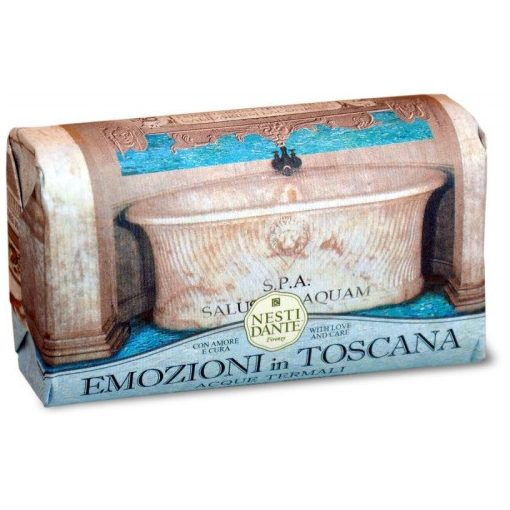 Emozioni in Toscana,thermal water szappan 250g