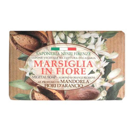 Marsiglia almond and orange blossom szappan 125g