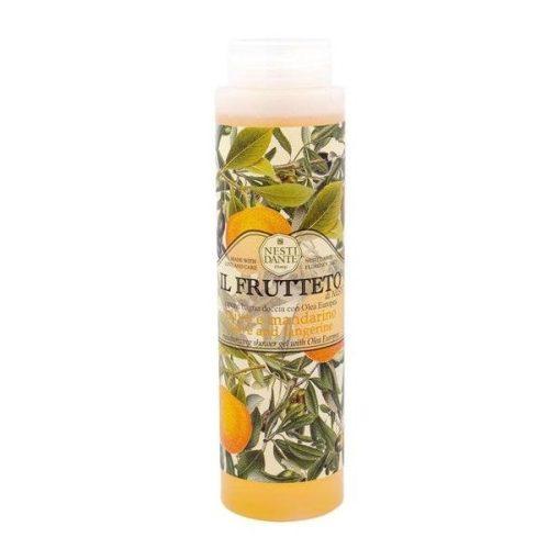 Il Frutteto,olive and tangerine hab-és tusfürdő 300ml