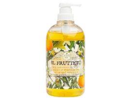 Il Frutteto,olive and tangerine folyékony szappan 500ml
