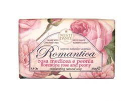 N.D.Romantica,rose and peony szappan 250g