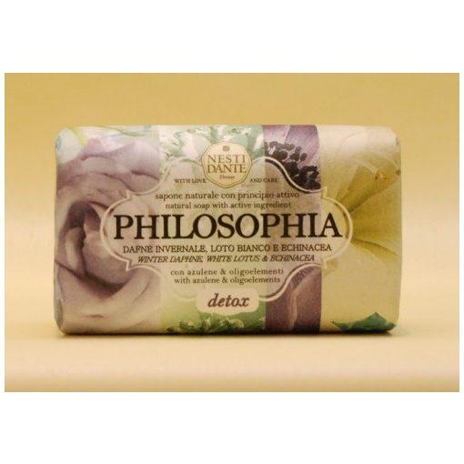Philosophia,Detox szappan 250g
